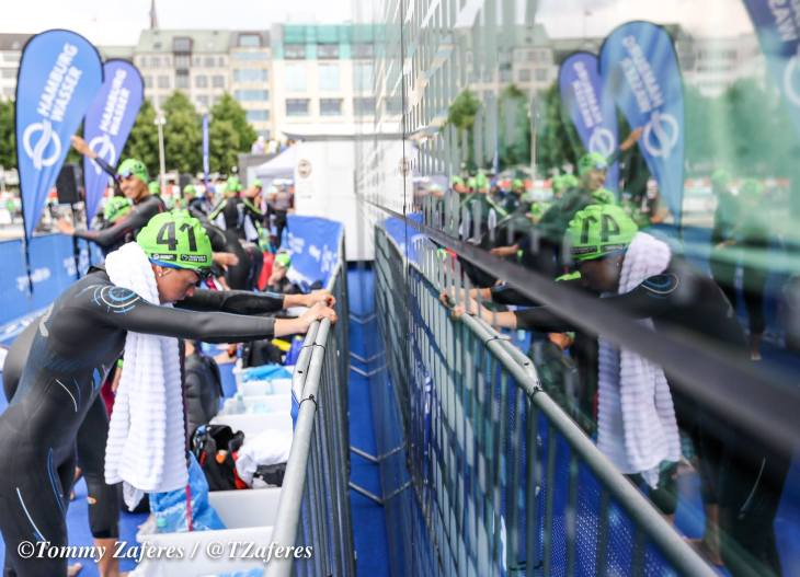 Hamburg pre race